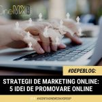 strategii de marketing online idei de promovare online