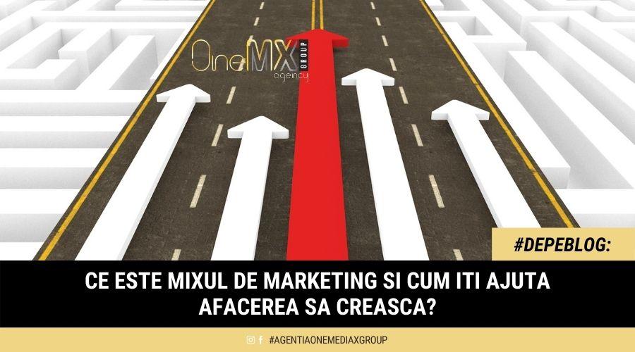 ce este mixul de marketing