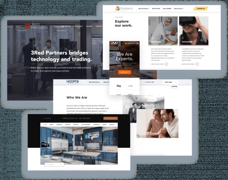web design realizare site oradea